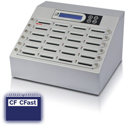 U-Reach CF CFast Duplicators Erasers
