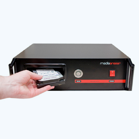 MediaEraser Degausser - mediaeraser md-103 hard disk drive degausser safely remove hdd data