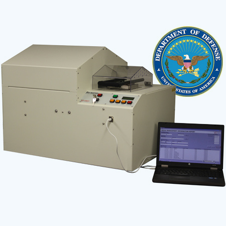 VSSP SDD Master - vssp sdd master nsa evaluated hard disk drive security degausser